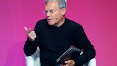 Най-голямата рекламна агенция в света изтри $2,6 от стойността си за ден