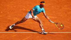 Рафаел Надал се класира на полуфиналите в Монте Карло