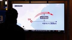 САЩ: Северна Корея готви ракетен тест