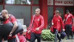 Пълна промяна в ЦСКА за завръщането в професионалния футбол