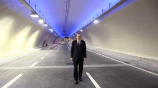 Ердоган откри Евразийския тунел на Босфора