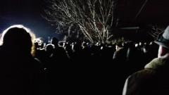 Нов протест във Войводиново заради незаконните ромски къщи