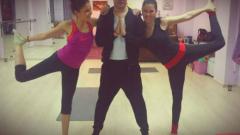 Светла Иванова преподава йога