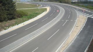 Възстановено е движението по пътя Благоевград - Железница