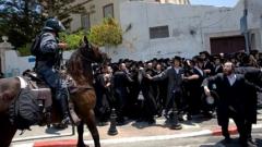 50 000 евреи протестират в Йерусалим