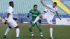 Славия - Лудогорец 0:0, спокойна игра без положения