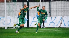 Ботев (Враца) взе дербито срещу Монтана във Втора лига (ВИДЕО)