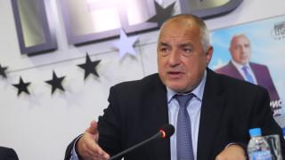 Борисов за предсрочните избори: Безотговорни партии харчат пари на данъкоплатците в безсмислени упражнения