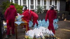 Африка надхвърли 1 800 000 случая