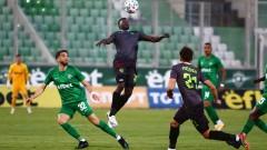 Лудогорец - Берое 3:1, шампионски голове на домакините