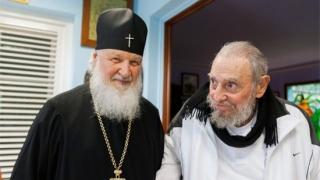 Фидел Кастро: Историческата среща Кирил-Франциск даде надежда на хората