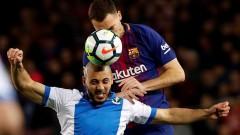 Барселона се отказва от защитник