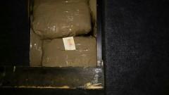 """Хванаха сърби с марихуана за 140 000 лв. на ГКПП """"Капитан Андреево"""""""