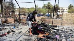 САЩ затварят посолството в Ирак, ако атаките продължат