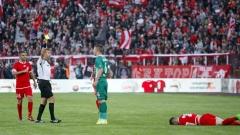 Капитанът на Берое изгоря заради мача с ЦСКА