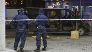 Взрив разтърси Турския културен институт в Стокхолм