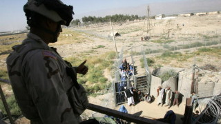 САЩ затвориха пет военни бази в Афганистан