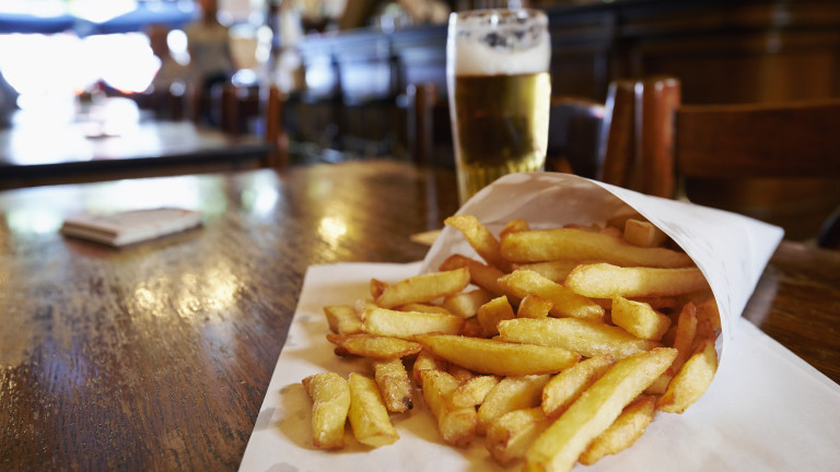 В САЩ се готвят за недостиг на картофи, а в Русия на банани