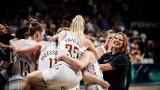 Белгия сюпризира домакина Испания на Световното по баскетбол при дамите