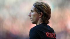 """Модрич: Ако не спечеля """"Златната топка"""", нищо няма да се промени"""