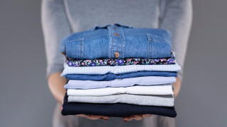 Какво да правим със старите си дрехи?
