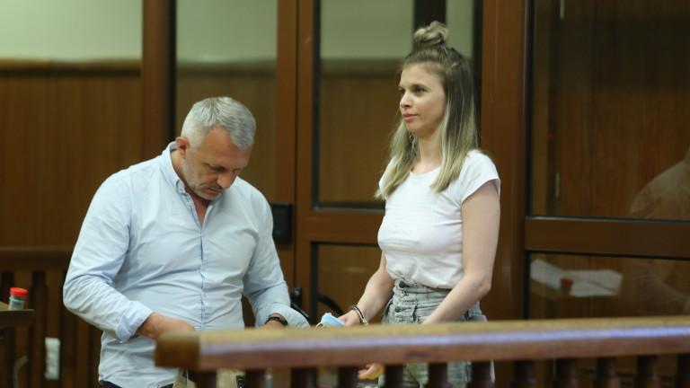 Апелативният специализиран съд пусна под домашен арест Лиляна Деянова -