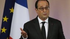 Остава заплахата от тероризма, предупреди Оланд