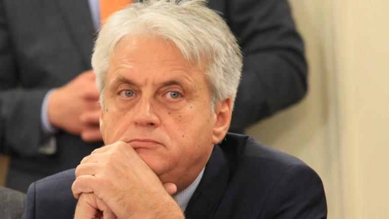Бойко Рашков съзря безотговорност във ВСС