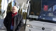 Люпко Петрович гледа играчи за ЦСКА в Босна