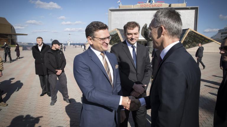 Черноморският регион има голямо стратегическо значение за НАТО и алиансът