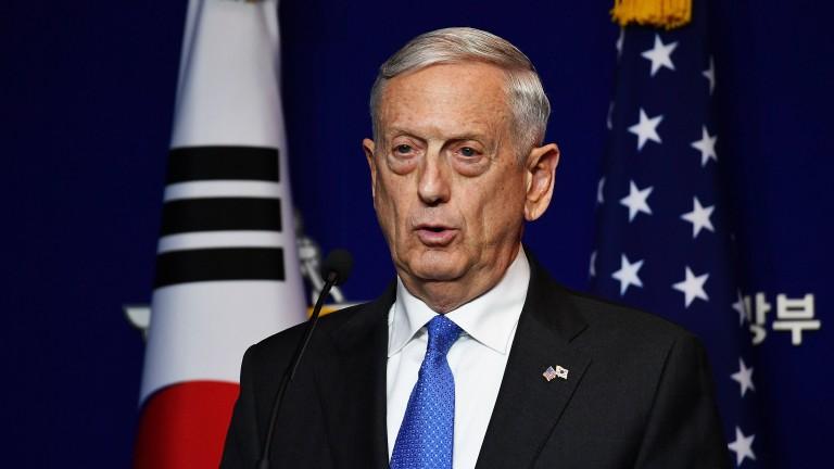 САЩ заплашиха Северна Корея с масиран военен удар