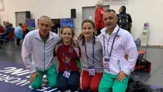 Фатме Мандева остана без медал от Мондиала по борба до 23 години