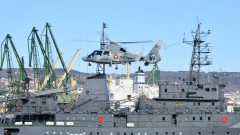 Откриха новата учебна година за ВМС във Варна и в Бургас
