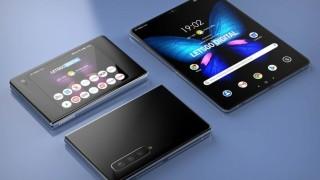 Как ще изглежда Samsung Galaxy Fold 2
