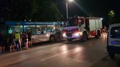 Моторист е в кома след катастрофа в Благоевград