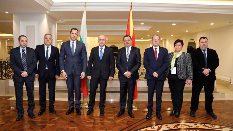 България и Македония работят за общ граничен контрол и опростяване