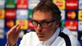 Лоран Блан е сред вариантите за нов треньор на Фенербахче