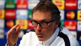 Лоран Блан е вариант за нов треньор на Барселона