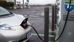 Автопроизводителите в Германия пускат мрежа от станции за зареждане на електромобили