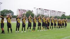 Ботев представя отбора срещу албанци