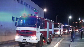 Пожарникарите ни се завърнаха от Гърция