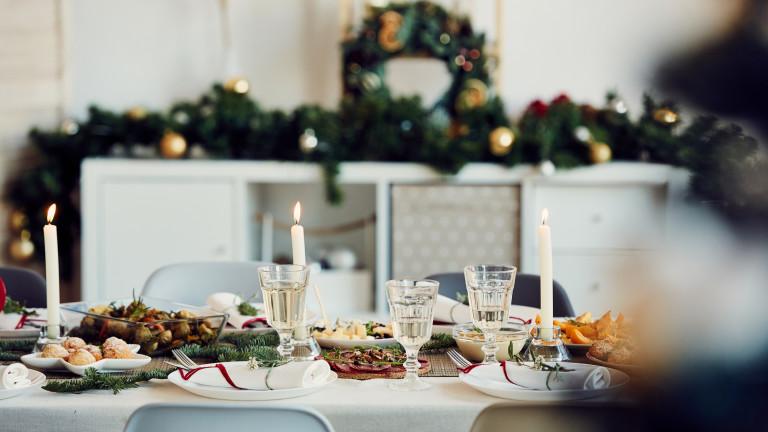 Лесни рецепти за Коледната трапеза