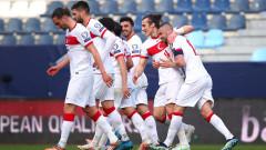 Турция надви Азербайджан в контрола преди Евро 2020