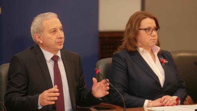 Герджиков излъчва еврокомисар, ако след изборите няма правителство