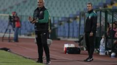 Сашо Ангелов: На почивката казах на играчите, че можем да затворим мача