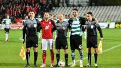 Изпитание за ЦСКА и на футболния терен