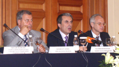 Орешарски на среща на финансовите министри в Люксембург