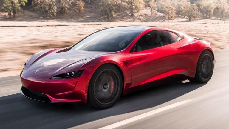 И Tesla Roadster се отлага