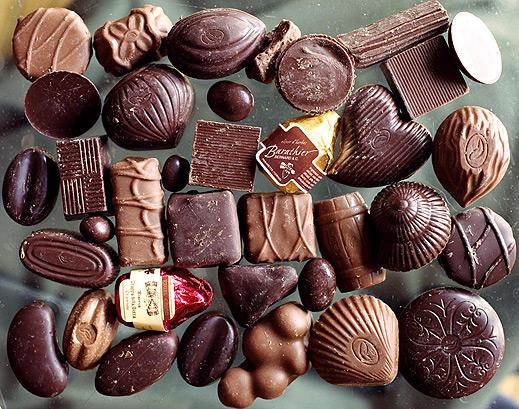 Торино e столица на шоколада за 10 дни