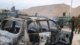 Най-малко 17 убити след атака на ДАЕШ на границата Таджикистан-Узбекистан